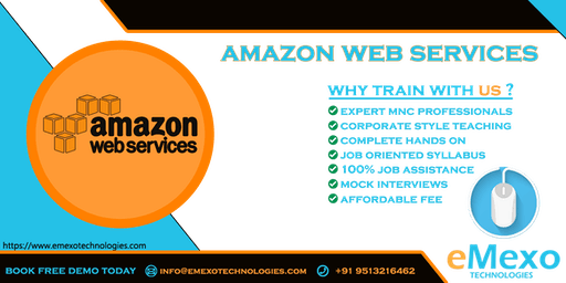 Best AWS Training Institute in Electronic City - eMexo Technologies