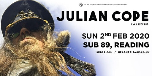 Julian Cope (Sub89,Reading)
