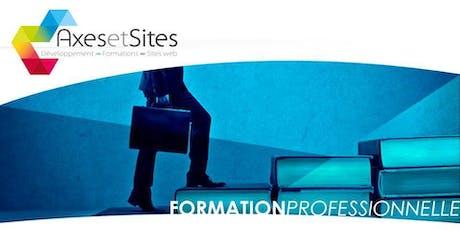 Formation Initiation Word / Excel Inter entreprise billets