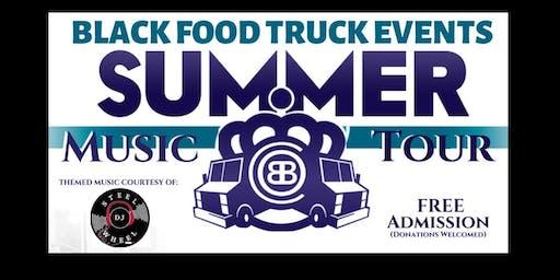 Summer Music Tour (Black Food Truck Fridays) GOGO