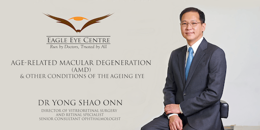 AGE-RELATED MACULAR DEGENERATION (AMD) & OTHER CONDITIONS OF THE AGEING EYE