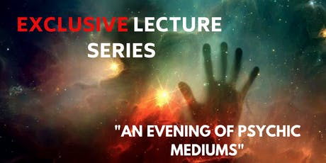 AN EVENING WITH PSYCHICS - UT CONFERENCE CENTER tickets