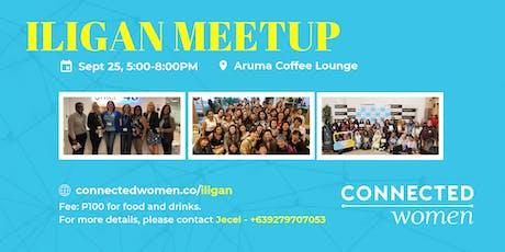 #ConnectedWomen Meetup - Iligan (PH) - September 25 tickets