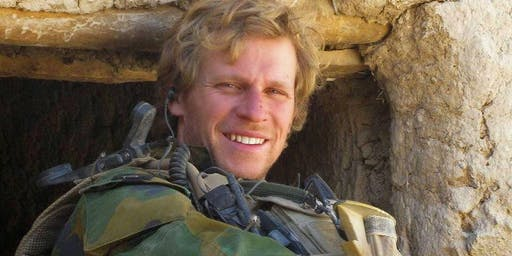 "We Do Remember: Lezing door ""Valkenburgse"" Ridder Willemsorde, Gijs Tuinman"