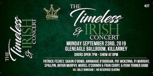 Radio Kerry's Timeless & Irish Concert