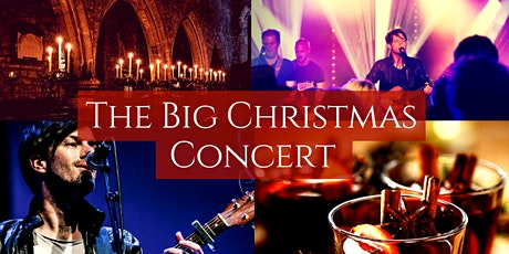 The Big Christmas Concert tickets