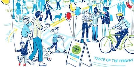 LATAM HubSpot Partners INBOUND19 - A TASTE OF FENWAY tickets