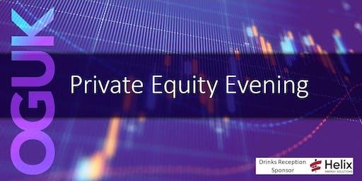 OGUK Private Equity Evening (22 October 2019)