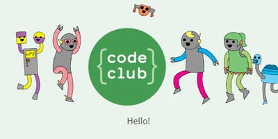 Monday Code Club at Rugby Library