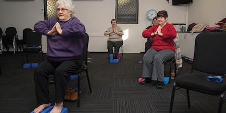 Chair Yoga Surrey Downs - Term 4 2019 tickets