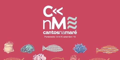 Cantos na Maré 2019 en Pontevedra
