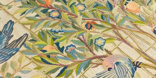 May Morris Art & Life Exhibition Preview