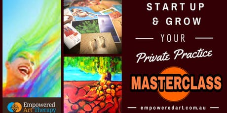 START UP & GROW Your Private Practice | Day 2 of 3 Masterclass Program tickets