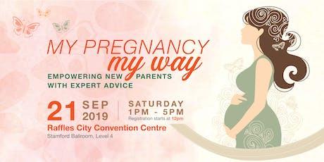 My Pregnancy, My Way  tickets