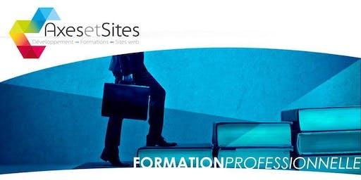 Formation Excel Base de données et Tableaux Croisés Dynamiques Inter-entreprise