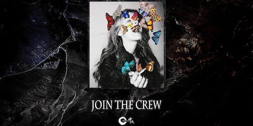 JOIN THE CREW - Zentral Weekend Exclusive Guestlist