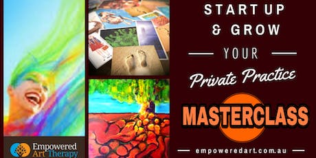 START UP & GROW Your Private Practice | Day 3 of 3 Masterclass Program tickets