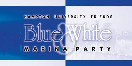 HIU Blue & White Marina Party tickets