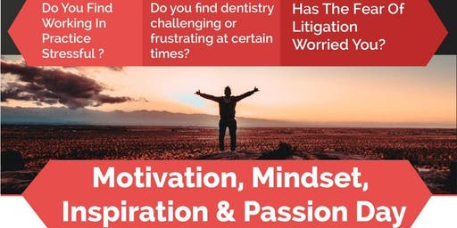 Motivation, Mindset, Inspiration and Passion day