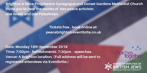 Invest in Peace - Brighton 2019