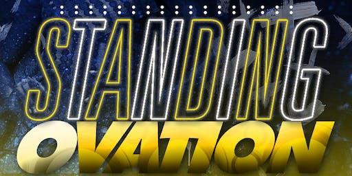 JCSU Homecoming || Standing Ovation || DJ NGENIUS