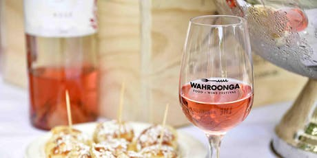 FREE PUBLIC EVENT - Pre-Purchase Tasting Tickets + Glass Packages :: Wahroonga Food + Wine Festival 2019 tickets