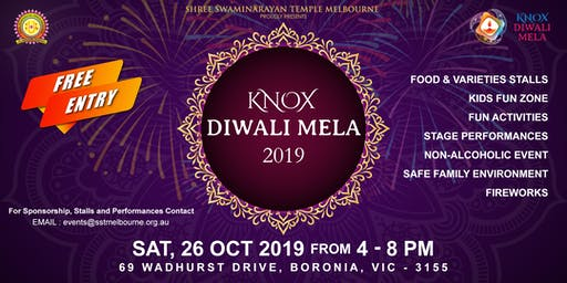 Knox Diwali Mela 2019