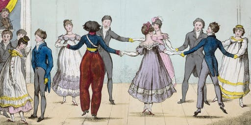 19th Century Social Dance CPD Workshop (Tring)
