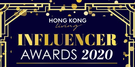 Hong Kong Influencer Awards 2020 tickets