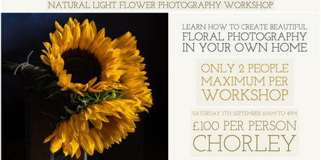 Natural Light Photography Workshop tickets