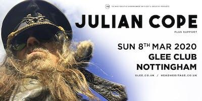 Julian Cope (Glee Club, Nottingham)