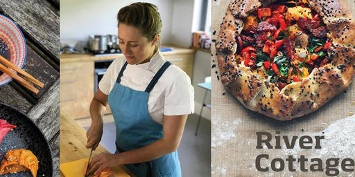 Gluten Free Cooking with River Cottage's Naomi Devlin at The escape