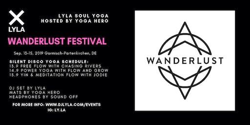 LYLA Soul Yoga x Yoga Hero at Wanderlust Festival GaPa Public