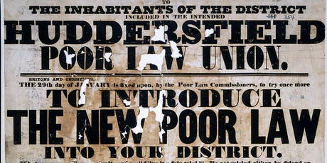 Tracing 19th century paupers and poverty through archive collections tickets