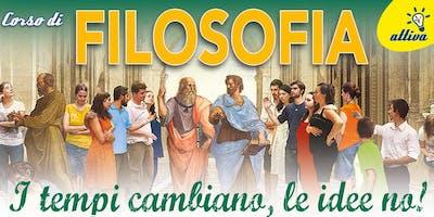 CORSO DI FILOSOFIA in BICOCCA - I tempi cambiano... le idee no! - Incontro di presentazione