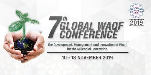 7th Global Waqf Conference 2019