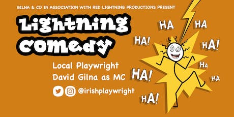 Lightning Comedy In Aid of 'Zoe's Magic Wand' tickets