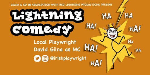 Lightning Comedy In Aid of 'Zoe's Magic Wand'