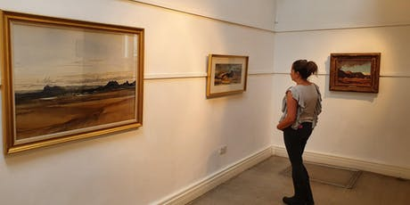 Lillie Art Gallery Behind the Scenes Tour tickets