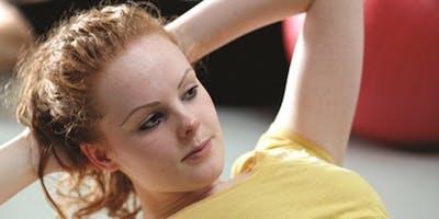 Flexibility for Dance CPD Workshop (Newcastle)