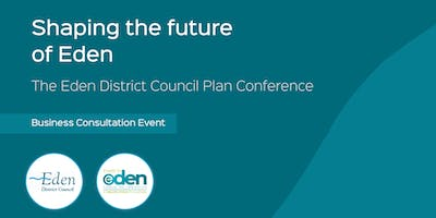 Shaping the Future Eden - Business Conference