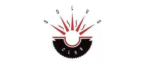 The Solus Club - Entrepreneurs Dinner 24th September 2019 tickets