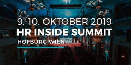 HR Inside Summit 2019 Tickets
