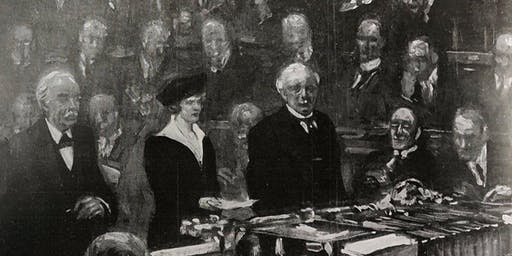 Nancy Astor: first steps towards a better balanced world