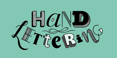 The Basics of Hand Lettering tickets