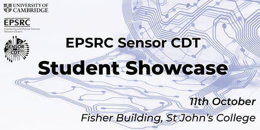 Sensor CDT Student Showcase 2019