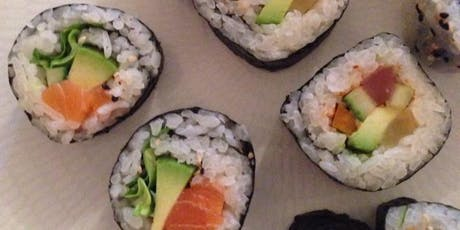 Master Sushi Class tickets