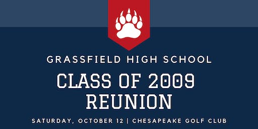 Grassfield High School Class of 2009 Reunion