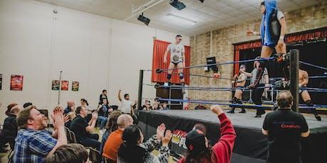 Live Wrestling in Maldon tickets