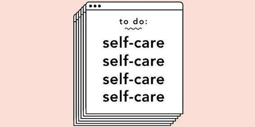 Self Care Sunday ~ September